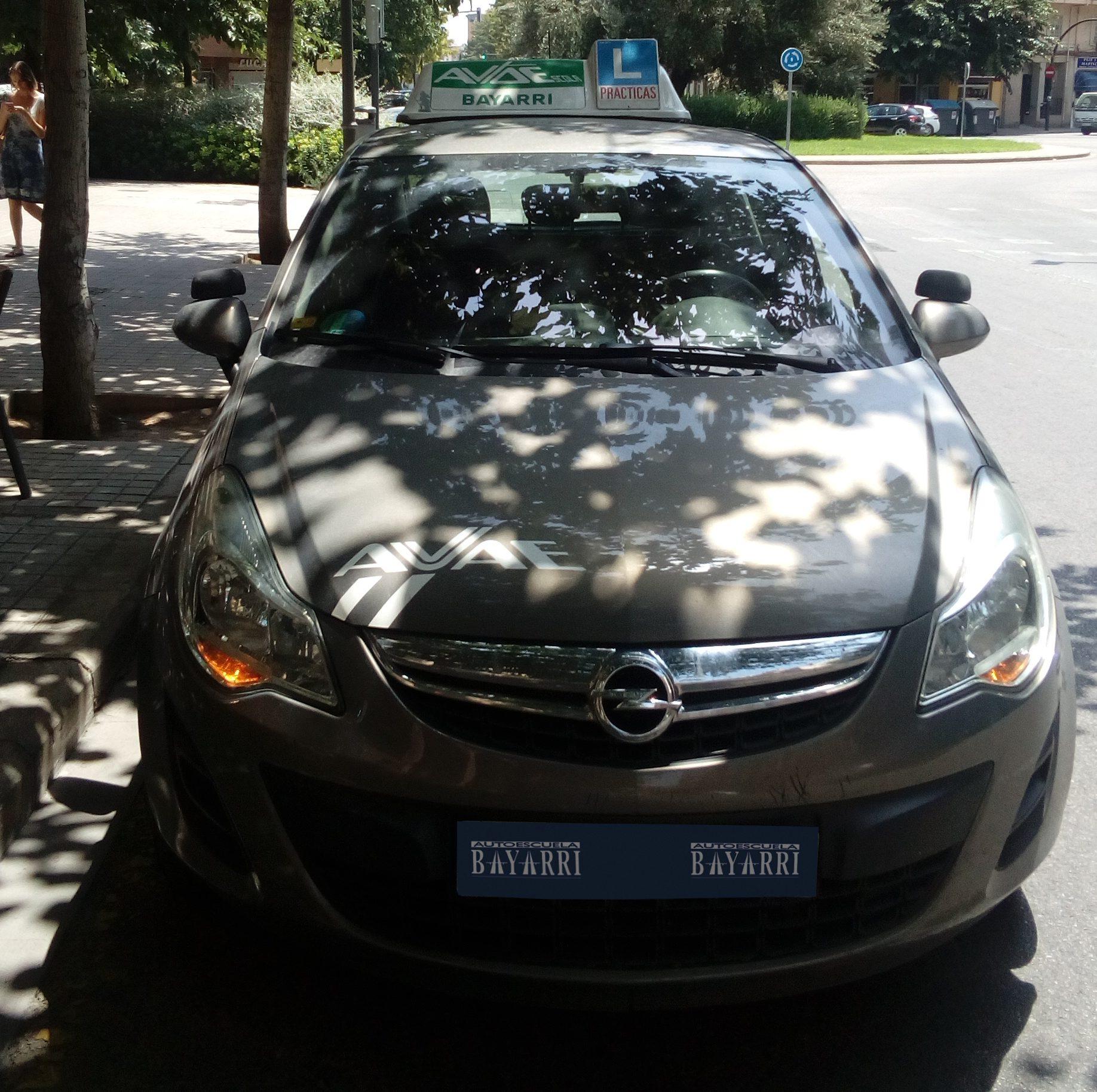 coche 1 frente